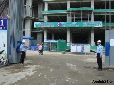 Dịch vụ bảo vệ các dự án công trình xây dựng