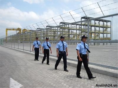 Dịch vụ bảo vệ các khu công nghiệp tại Nam Định