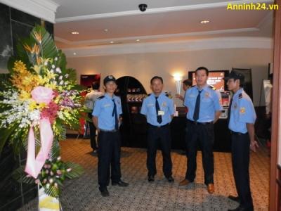 Dịch vụ bảo vệ sự kiện, bảo vệ lễ hội VIP