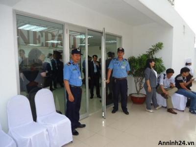Góp sức bảo vệ trật tự, an toàn cho bệnh viện tỉnh Hà Nam