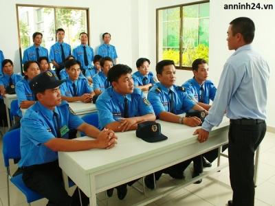 Kỹ năng mềm dành cho nhân viên bảo vệ