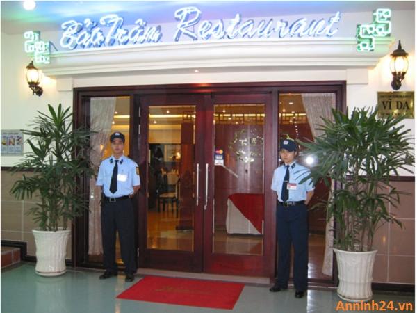 Dịch vụ bảo vệ nhà hàng khách sạn