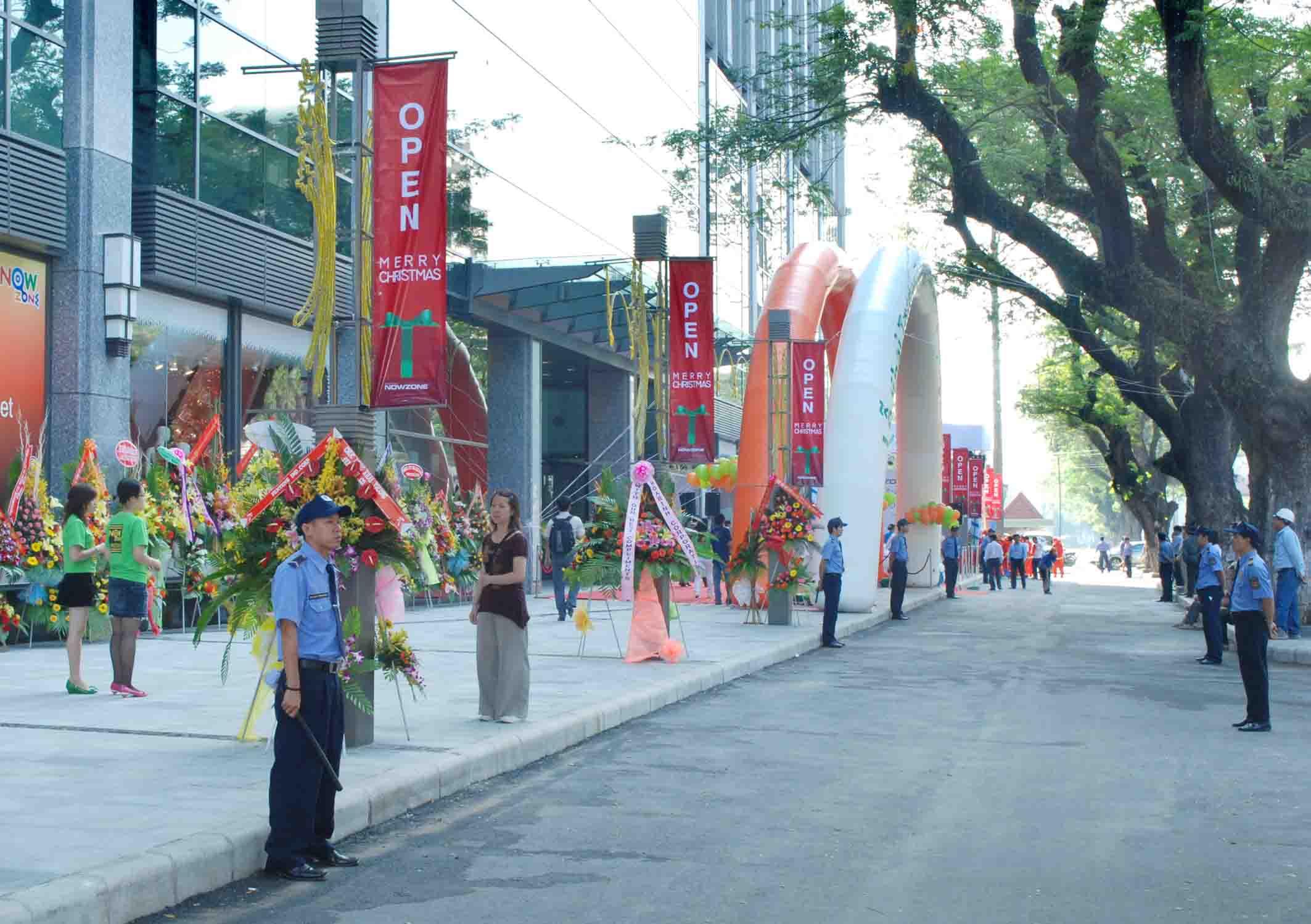 Công ty bảo vệ chuyên nghiệp tại Hà Nội