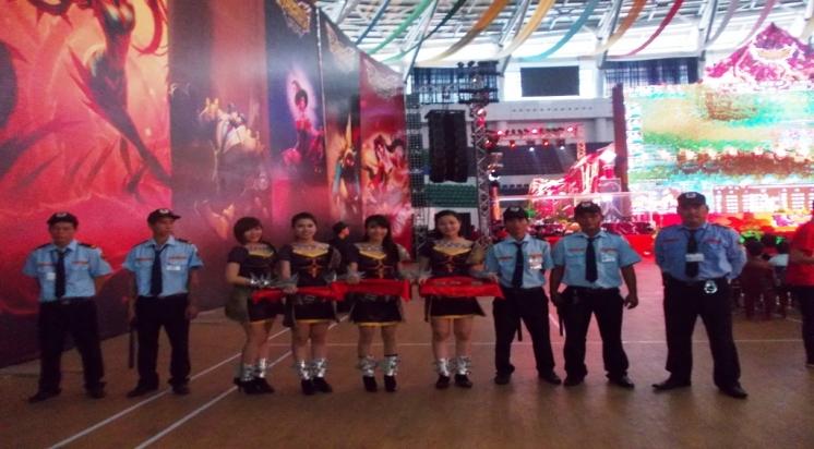 Bảo vệ sự kiện event chuyên nghiệp nhất tại Hà Nội
