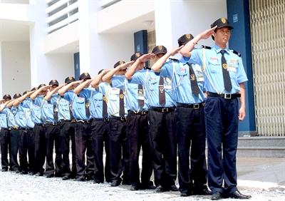 Bảo vệ chuyên nghiệp tại miền Bắc-Uy Tín và Chất  Lượng