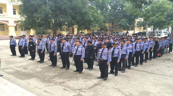 Những điều cần biết về công ty bảo vệ tại quận Thanh Xuân