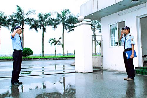 Công ty bảo vệ tại quận Thanh Xuân