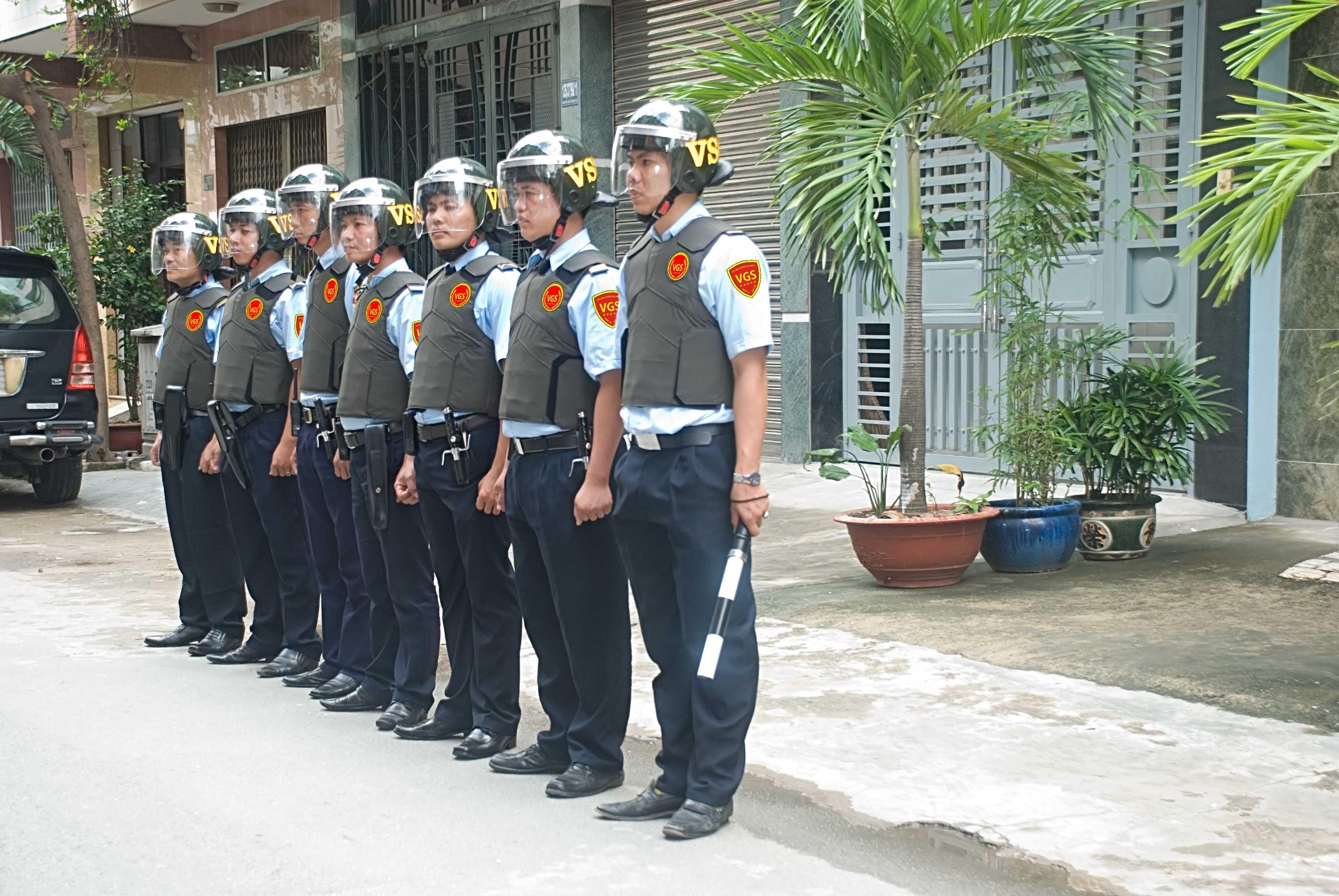 Công ty bảo vệ chuyên nghiệp tại miền Bắc – Kiến thức bảo vệ (P1)