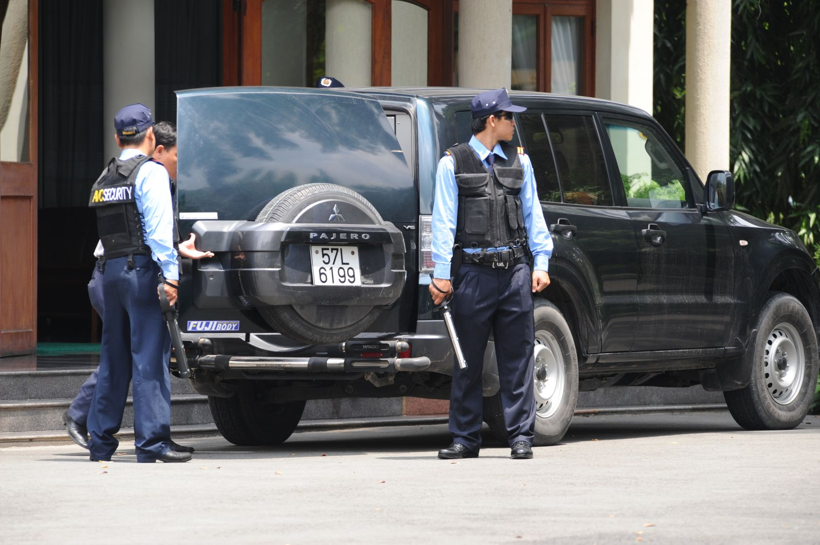 dịch vụ áp tải hàng hóa – Cong ty bao ve tai quan Thanh Xuan