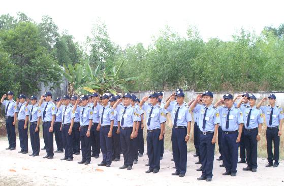 Công ty bảo vệ tại Thái Nguyên – Sự lựa chọn tốt nhất cho khách hàng