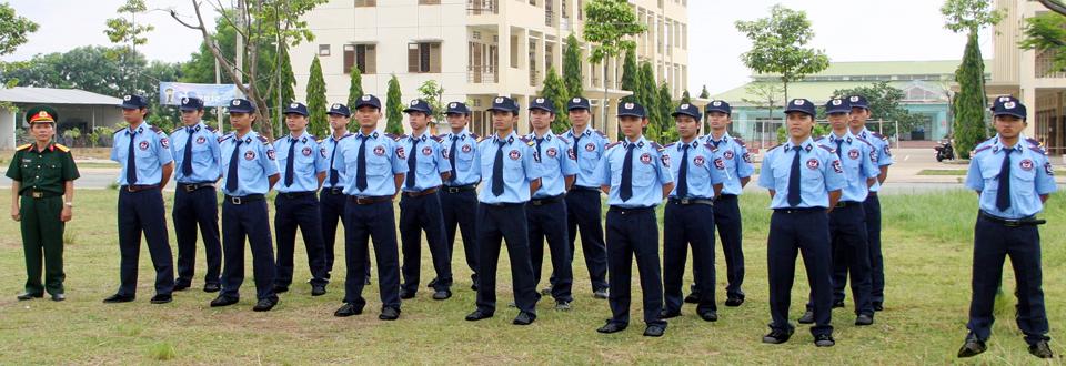 Dịch vụ bảo vệ tại Hưng Yên – đội ngũ bảo vệ ngân hàng