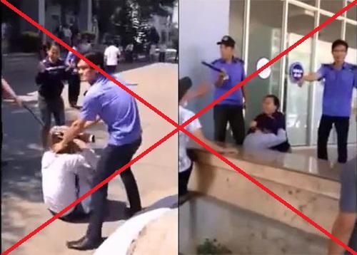 Cần ngăn chặn nạn nhân viên bảo vệ đánh người – cong ty bao ve tai mien Bac