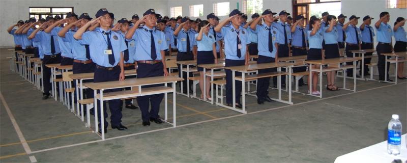 Công tinh An Ninh 24 – Dịch vụ bảo vệ sự kiện tại Hà Nội