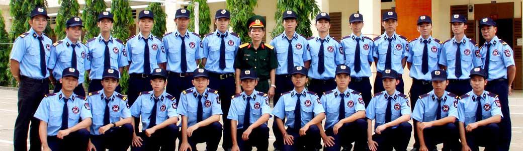 Dịch vụ bảo vệ chuyên nghiệp của công ty anninh24