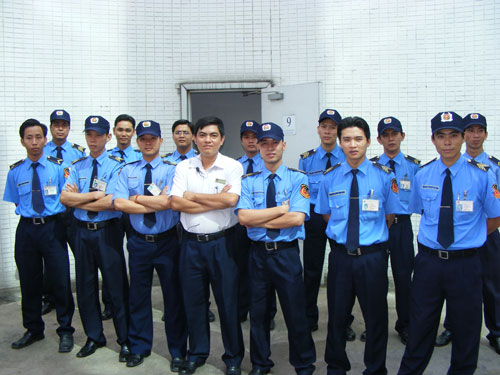 Những dịch vụ bảo vệ sự kiện tại hà nội