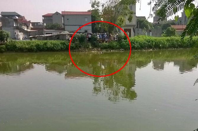 Phát hiện thi thể nổi trên sông thuộc địa bàn xã Đại Đồng