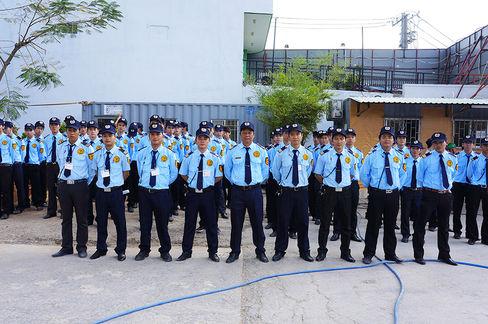 Dịch vụ bảo vệ tại hà nội cho bệnh viện quốc tế