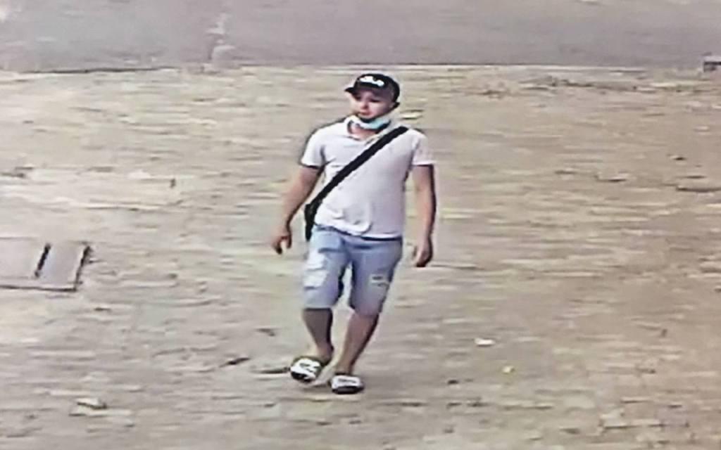 Lộ diện người cướp xe máy của Grab Bike tại TpHCM