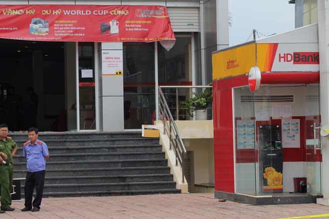 Hành tung bí ẩn của nghi phạm cướp ngân hàng ở Đồng Nai