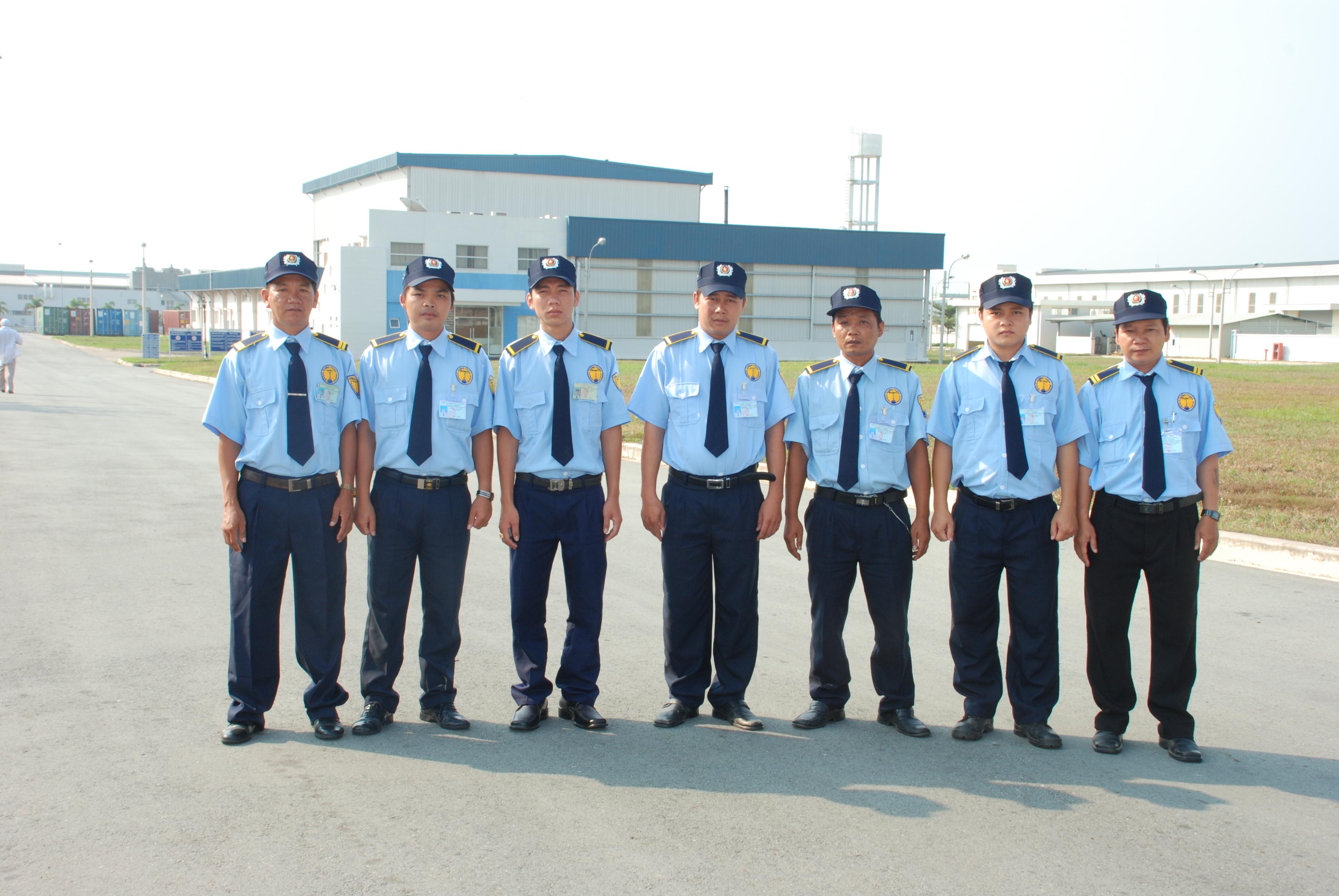 Công ty bảo vệ tại quận Thanh Xuân chuyên nghiệp uy tín