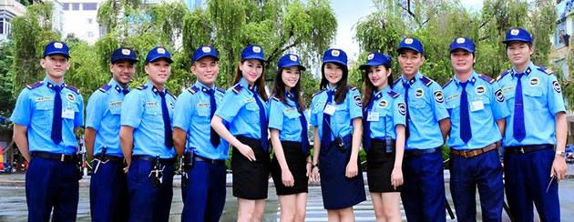 Công ty bảo vệ chuyên nghiệp tại Hà Nội Bình Minh tuyển dụng