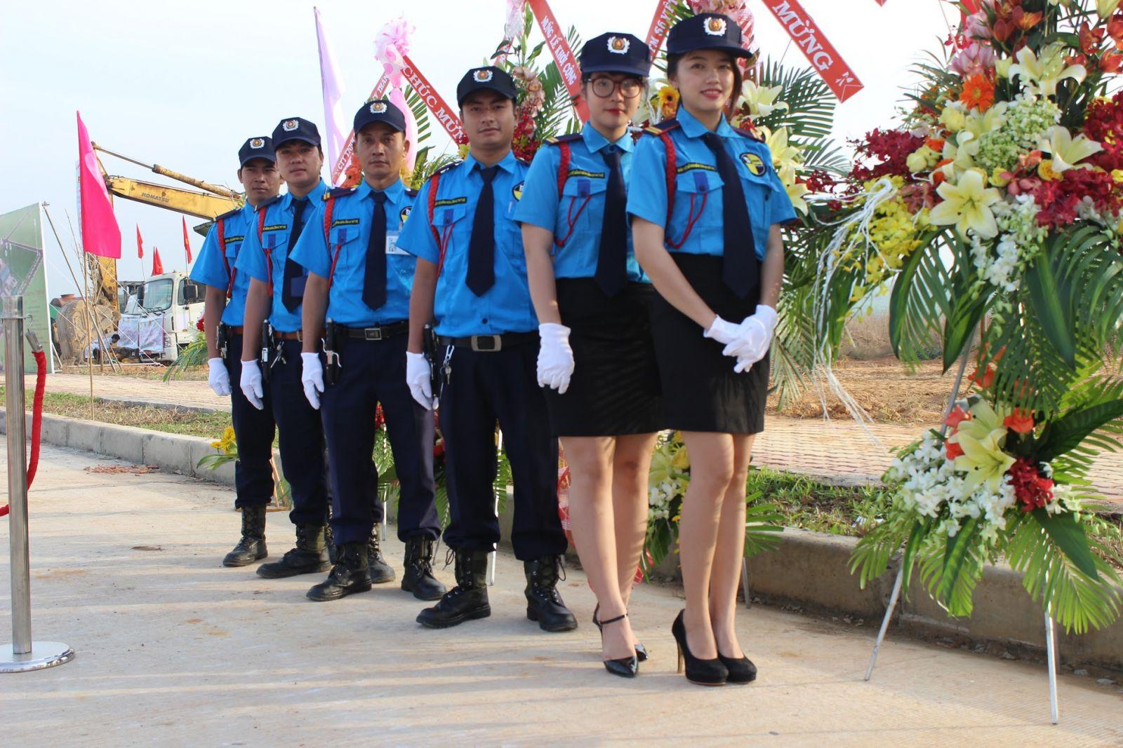 Dịch vụ bảo vệ tại miền bắc – mục tiêu, nhiệm vụ ở sự kiện