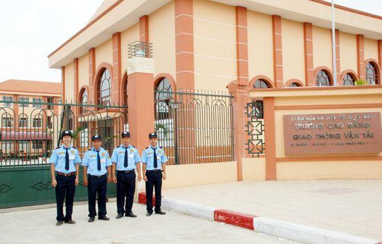 Công ty bảo vệ chuyên nghiệp tại Hà Nội – bảo vệ trường học