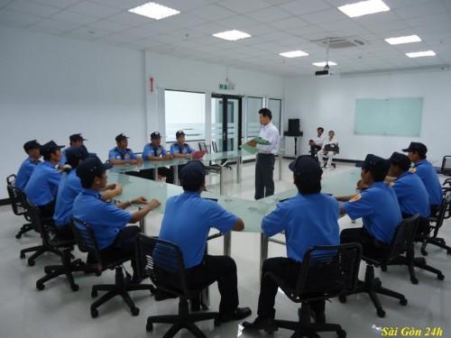 Công ty bảo vệ tại quận Hoàng Mai có rất nhiều loại hình dịch vụ