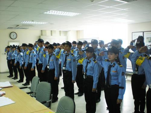 Vài nét sơ lược về dịch vụ của công ty bảo vệ tại Thái Nguyên