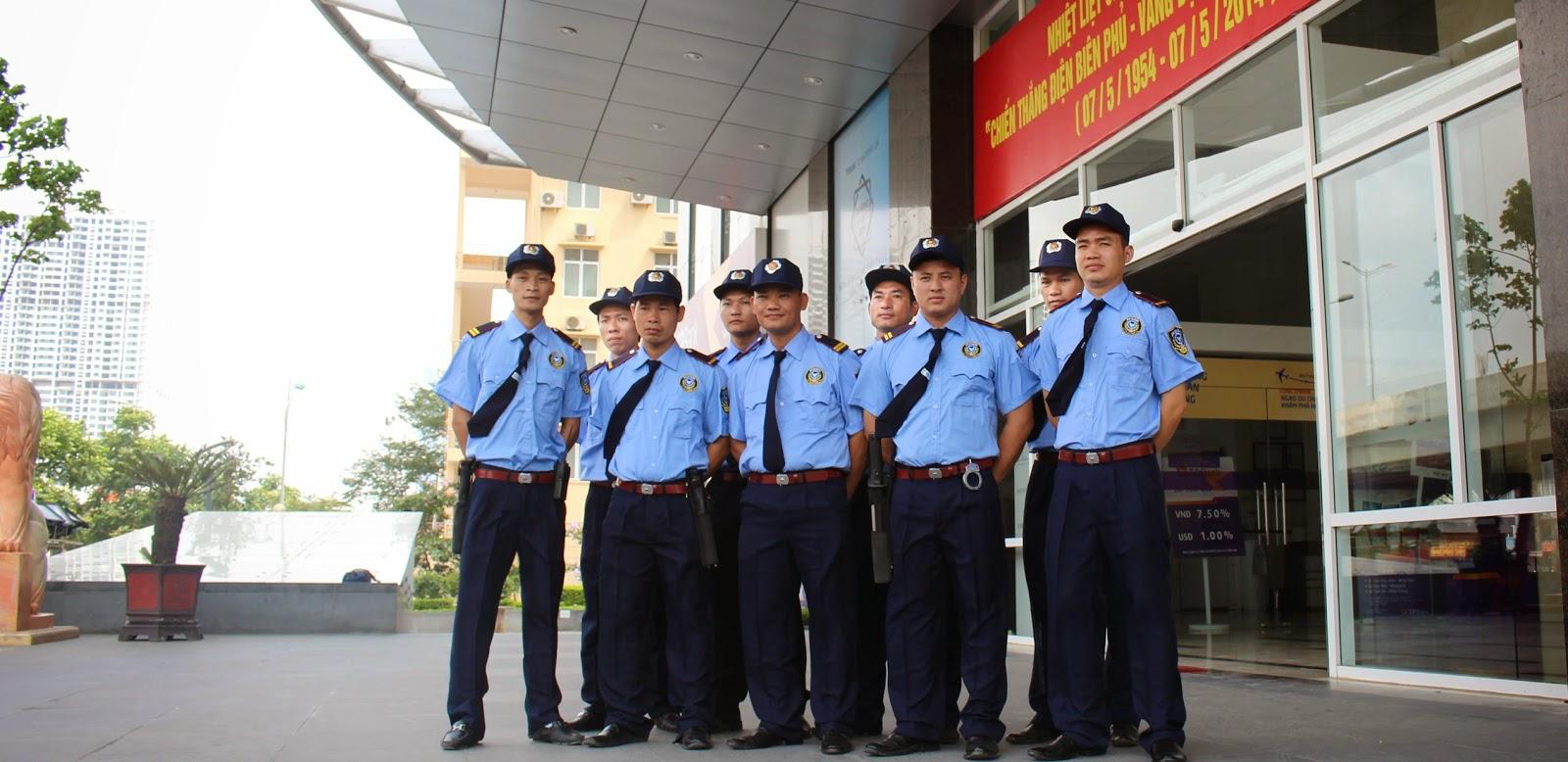 Công ty bảo vệ tại quận hà đông chuyên nghiệp uy tín