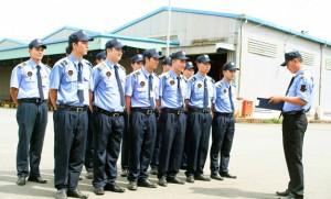 Công ty bảo vệ tại Vĩnh Phúc uy tín nhất