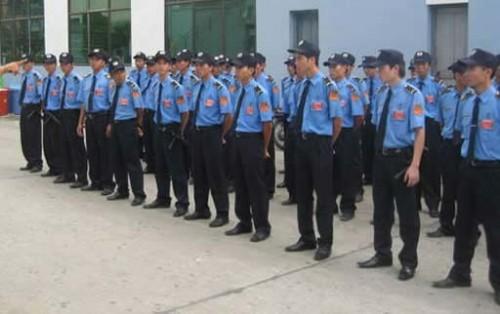 Các dịch vụ bảo vệ của công ty bảo vệ tại miền bắc