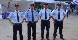 Công ty bảo vệ tại Vĩnh Phúc chuyên nghiệp