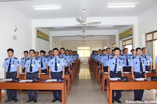 Bảo vệ chuyên nghiệp tại công ty bảo vệ tại Thái Nguyên