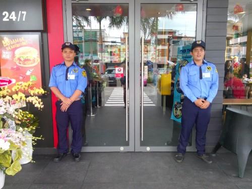 Dịch vụ bảo vệ tại hà nội của công ty