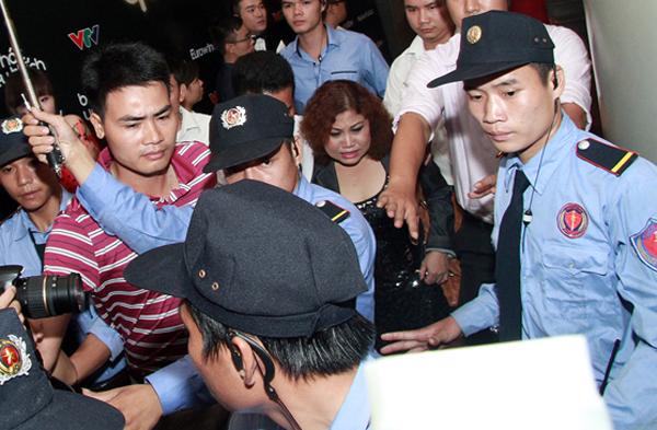 Công ty bảo vệ sự kiện tại Hà Nội uy tín nhất