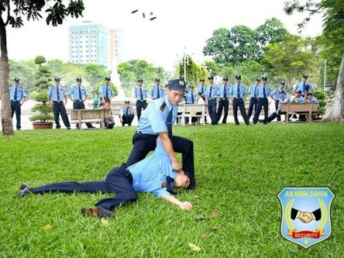 Dịch vụ đào tạo nhân viên bảo vệ sự kiện