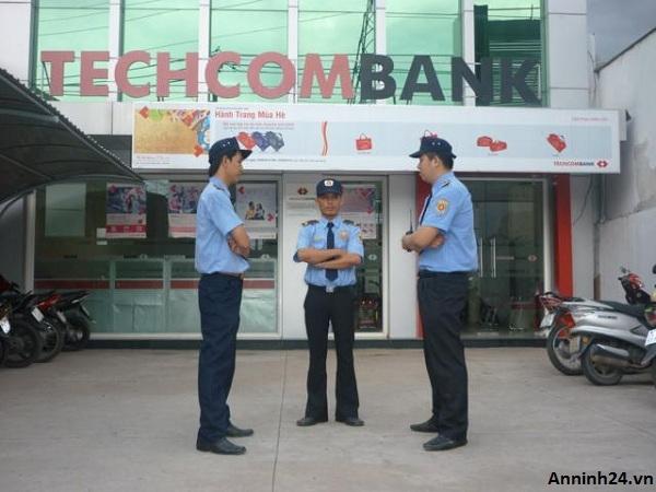 Công ty bảo vệ tại quận hà đông với dịch vụ bảo vệ ngân hàng