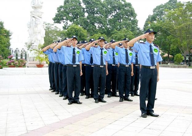 Dịch vụ bảo vệ mang tính chuyên nghiệp cao