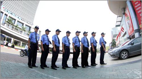 Dịch vụ bảo vệ tại quận Hà Đông – Uy tín và chất lượng