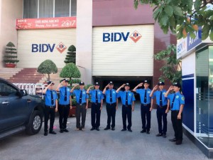 Dịch vụ bảo vệ tại Hưng Yên