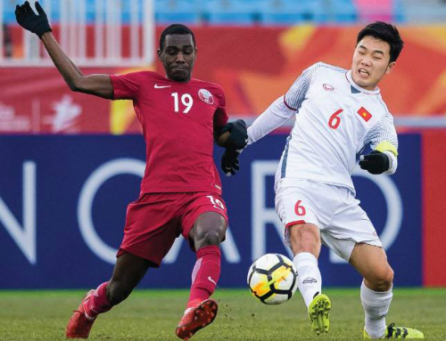 U23 Việt Nam đứng đầu trên diễn đàn bóng đá lớn nhất thế giới