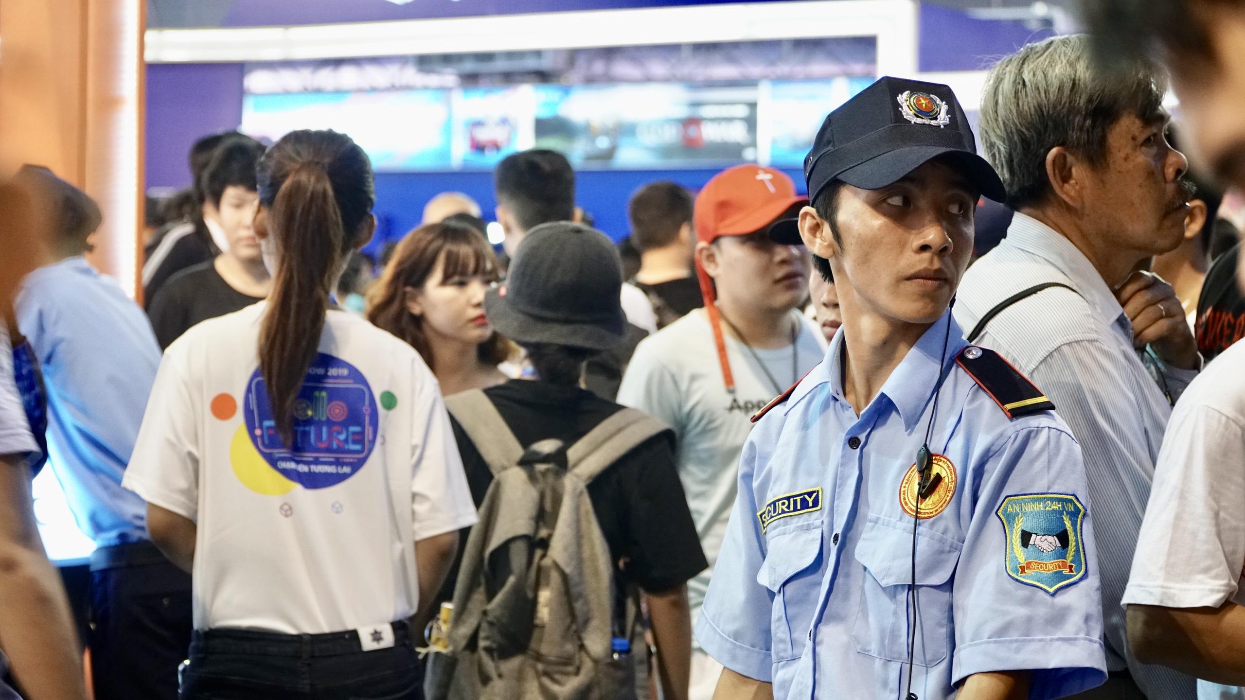 Bảo vệ sự kiện chuyên nghiệp – đảm bảo an toàn và an ninh cho sự kiện của bạn