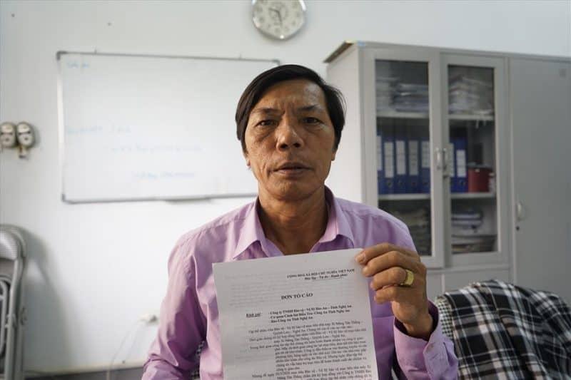 """Giám đốc bảo vệ Bảo An Nghệ An """"lôi cổ"""" đuổi nhân viên cũ tới đòi lương"""
